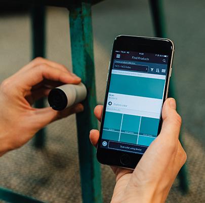 Digital colour tools